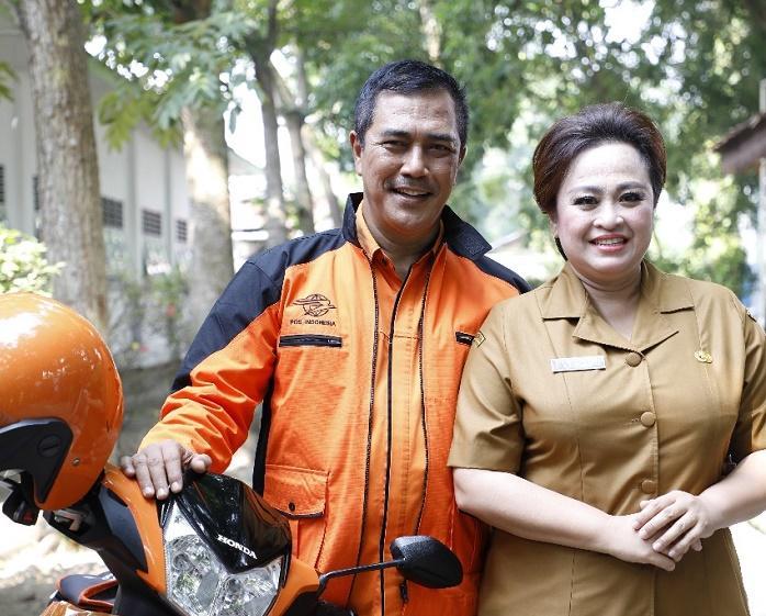 Kapolda Sumut Perankan Karyawan Kantor Pos di Film Sang Prawira