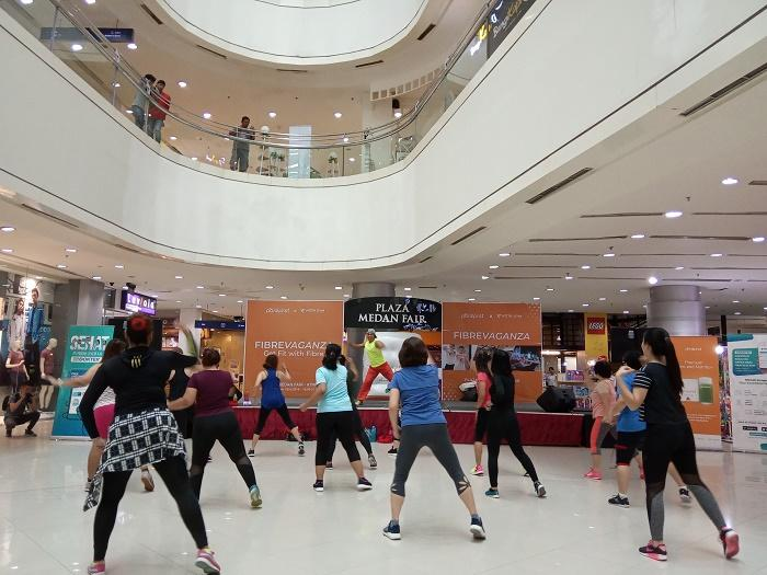 FibreFirst Ajak Warga Kota Medan Hidup Sehat dengan Konsumsi Serat