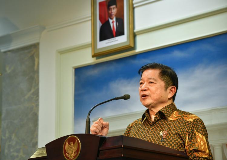Presiden Jokowi: Pemerintah Kerja Keras Bangun Trust Agar Investor