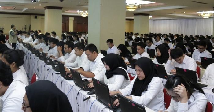 Pemerintah Tetapkan Nilai Ambang Batas Seleksi Kompetensi Dasar Tes CPNS