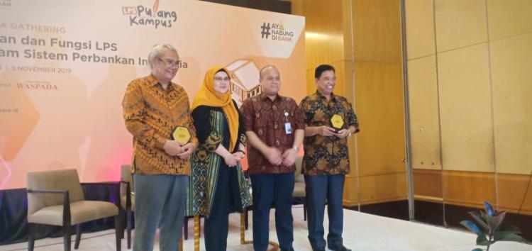 LPS Gelar Media Gathering di Medan