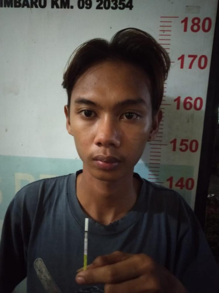 Polisi Tangkap Pengedar Sabu di Kutalimbaru