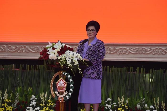 Ketum Dharma Pertiwi: Istri Prajurit TNI Harus Bijak Menggunakan Media Sosial