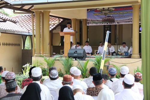 Plt Walikota Medan Ajak KBIH Berperan Menjaga Kebersihan Lingkungan