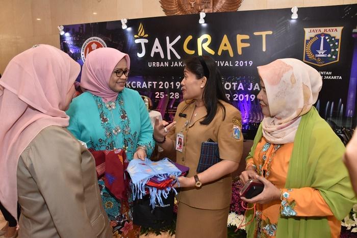 Dekranasda DKI Jakarta Kembali Menggelar JakCraft 2019