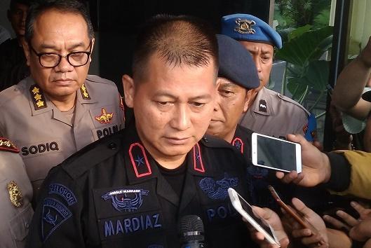 Jaringan Bom Bunuh Diri di Mapolrestabes Medan Diburu Tim Gabungan Poldasu