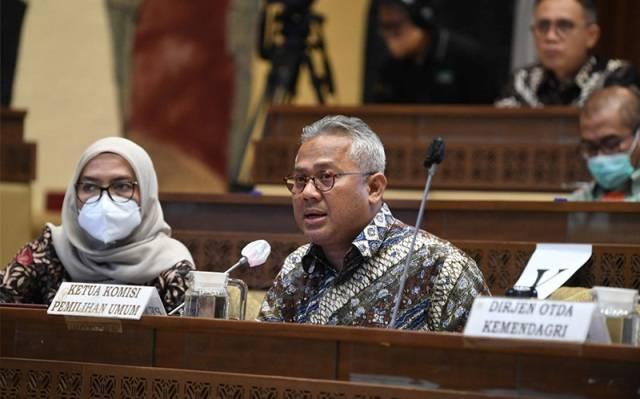 Tiga PKPU Disepakati, Sirekap Jadi Alat Bantu Rekapitulasi