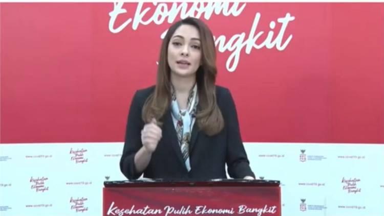 Dokter Reisa Broto Asmoro: Optimisme Indonesia Meningkat Dalam Penanganan COVID-19 dan Pemulihan Ekonomi