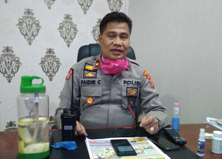 Kapolsek Medan Area Ajak Masyarakat Jaga Keamanan Jelang Pilkada Kota Medan