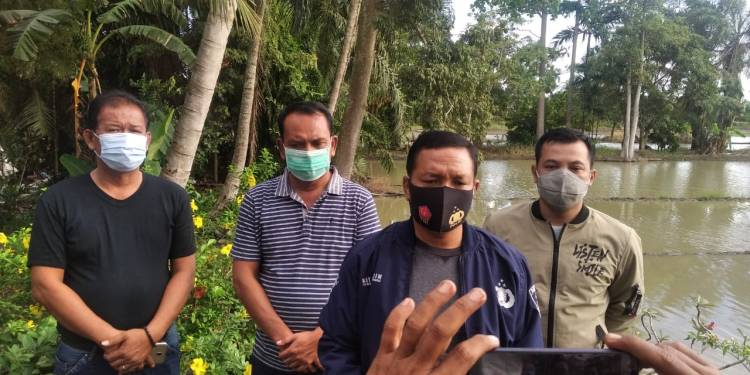 Polres Serdang Bedagai Kejar 8 Tahanan yang Melarikan Diri dari RTP
