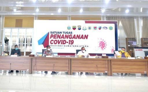 Pjs Walikota Medan Ikuti Pertemuan Kunker Spesifik Komisi II DPR RI