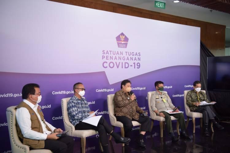 Menteri Perdagangan: Kinerja Perdagangan Indonesia Tetap Terjaga di Tengah Pandemi