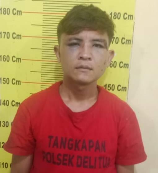 Lari Saat Akan Ditangkap, Pria Asal Dairi Ini Nyaris Tewas Dihajar Warga di Jalan Jamin Ginting Medan