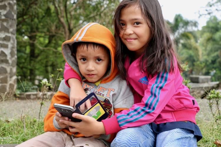 Let's Read The Asia Foundation Gelar Workshop Daring, Penerjemahan Cerita Anak ke dalam Bahasa Batak Toba