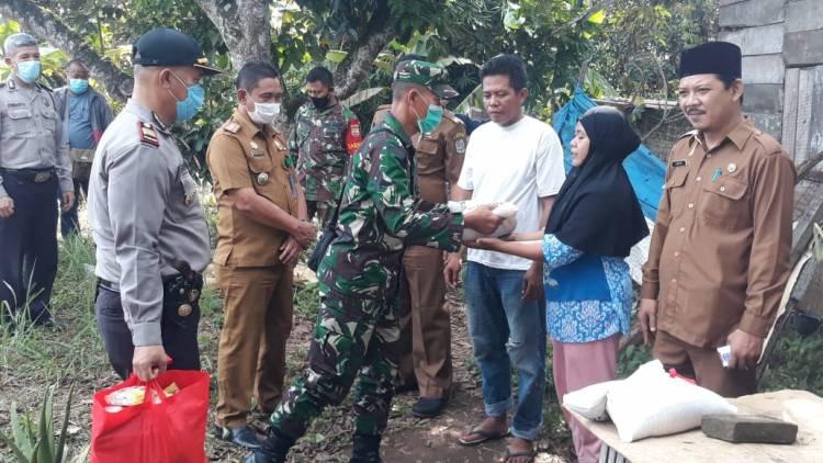Dihantam Angin Puting Beliung, Rumah Warga Tanjung Morawa Rusak