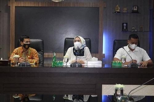 Ketua DPRD Banda Aceh Kunker ke Pemko Medan, Pelajari Perwal dan Lembaga Kehumasan