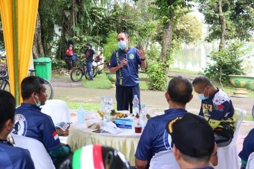 Pjs Wali Kota Medan Ajak Seluruh Pimpinan OPD Pemko Berolahraga dengan Gembira