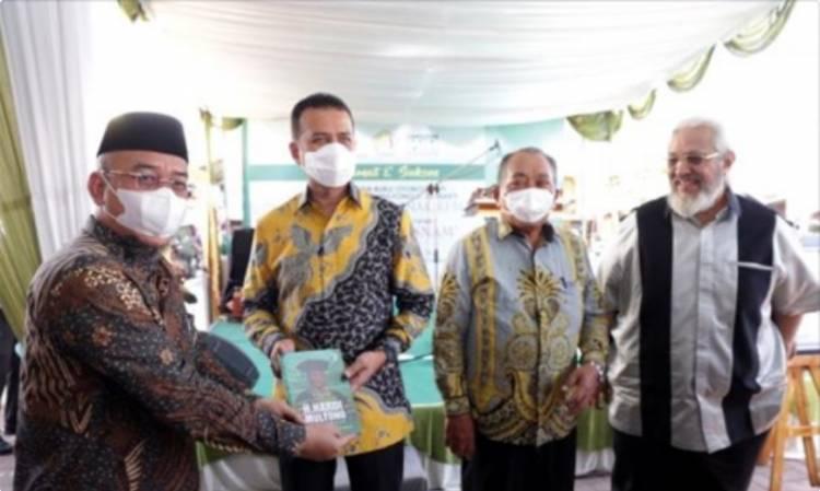 Wagubsu Musa Rajekshah Apresiasi Peluncuran Buku Hardi Mulyono dan Rumah Yatim di Desa Klambir 5