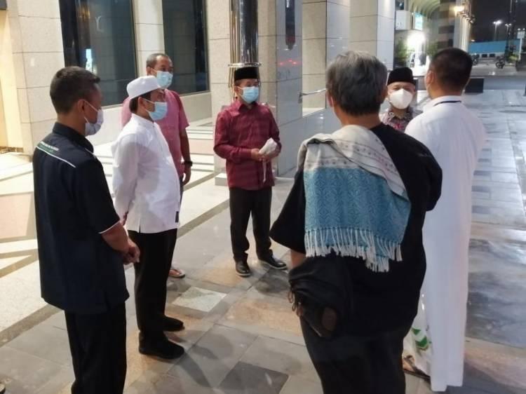Pemerintah Perketat Penerapan Protokol Kesehatan Jemaah Umrah di Masa Pandemi