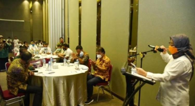 Ketua Desk Pilkada Sumut R Sabrina Imbau ASN Jaga Netralitas dan Disiplin Protokol Kesehatan Covid-19