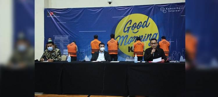 KPK Tetapkan Menteri Kelautan dan Enam Lainnya Sebagai Tersangka