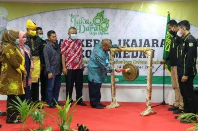 Raker Ikajara Kota Medan, Kadis Pariwisata Harapkan Program Kerja yang Visioner
