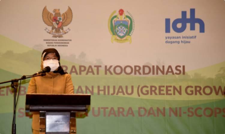 Kendalikan Dampak Perubahan Iklim, Pemprov Sumut Siapkan Rancangan Pembangunan Hijau