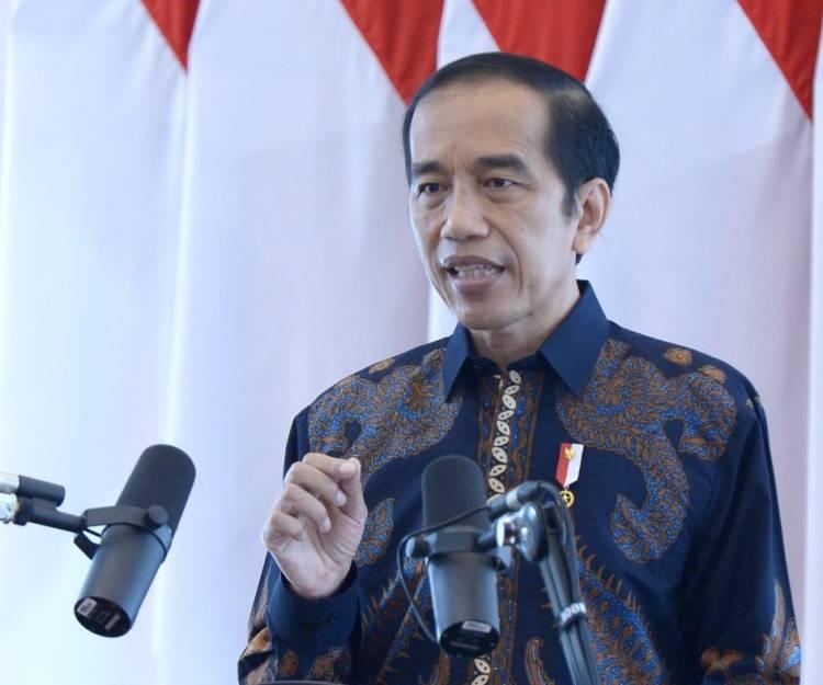 Presiden Jokowi Minta Pengadaan Barang/Jasa Prioritas Produk Dalam Negeri