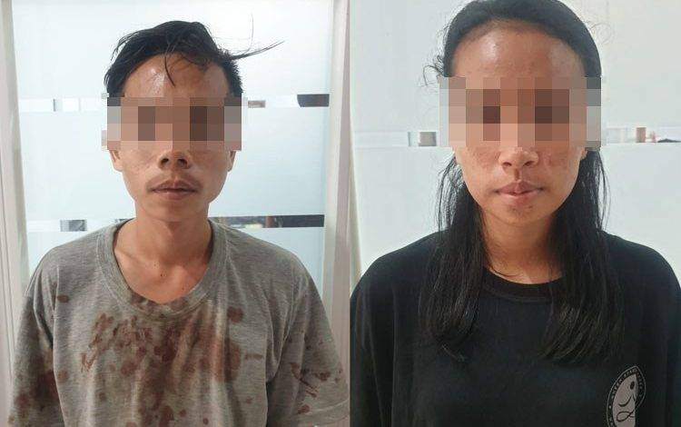 Polres Binjai Tangkap Pasangan Kekasih Perampok dan Pembunuh Sadis di Sei Bingai