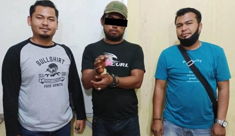 Pengedar Pil Inex Ditangkap Tim Tekab Polsek Batang Kuis