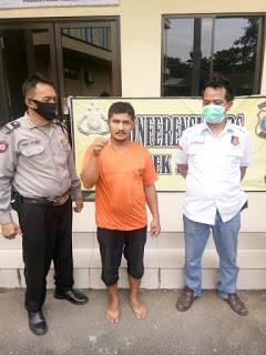 Ditangkap Polisi, Parbetor Ini Mengaku Konsumsi Sabu untuk Tambah Stamina