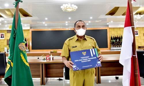 Gubernur Sumut: Lelang Pengadaan Barang dan Jasa Dilaksanakan Desember