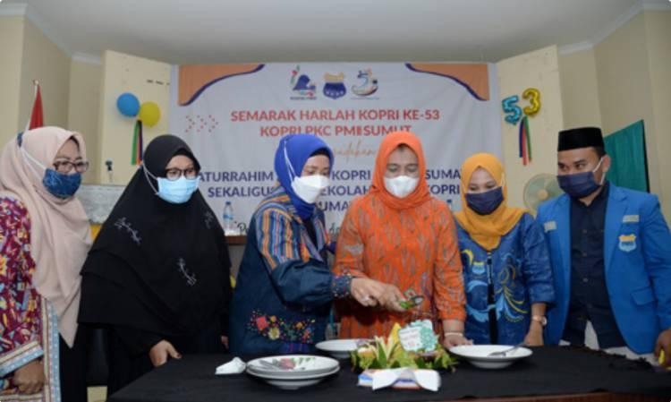 Harlah ke-53 Korp PMII Putri, Nawal Optimis Perempuan Prioritas dalam Peningkatan SDM