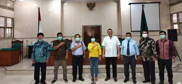 KPU Apresiasi Putusan PT TUN, Paslon Rapidin-Juang Siapkan Banding