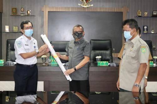 BMKG Sambangi Pemko Medan, Serahkan Hasil Survei Mikrozonasi
