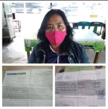 Usai Rapid Test di Rumah Sakit Siloam Medan, Wanita Ini Kecewa Dinyatakan Reaktif Covid-19