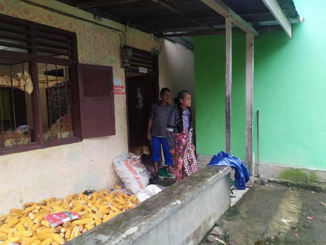 Desa Nauli Baribatali, Kampung Masa Kecil Kompol Pardamean Hutahaean