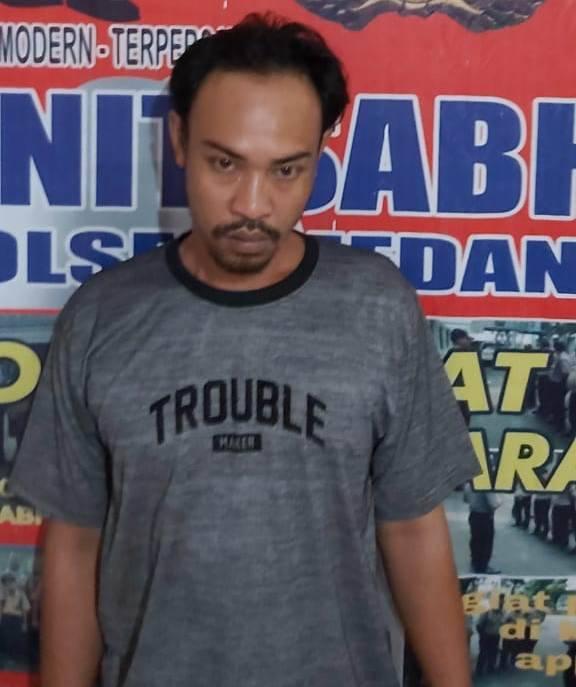 Berantas Pungli, Sekelompok Preman Ditangkap Polsek Medan Baru