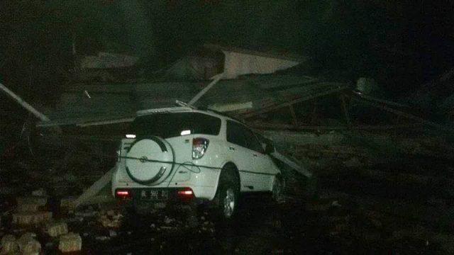 Bantu Korban Gempa, DPP Aceh Sepakat Buka Tim Peduli Bencana