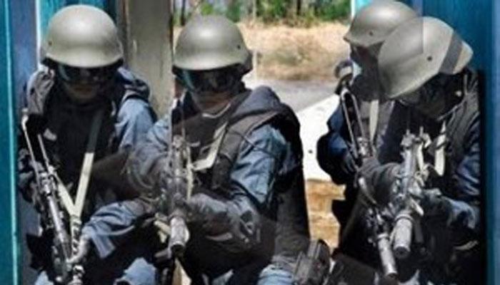 Seorang Terduga Teroris Diamankan Densus 88 di Sibiru-biru