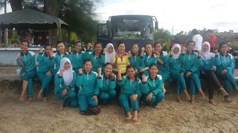 Akper Kabupaten Tapteng Laksanakan Pelatihan Perawat Tanggap Bencana