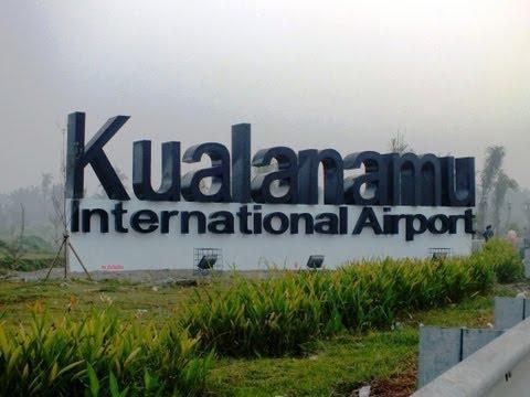 Cuaca Buruk, Tiga Penerbangan Alami Gangguan di Bandara Kuala Namu