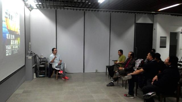 Mahasiswa Indonesia Gelar Water Film Screening Pertama di Taiwan