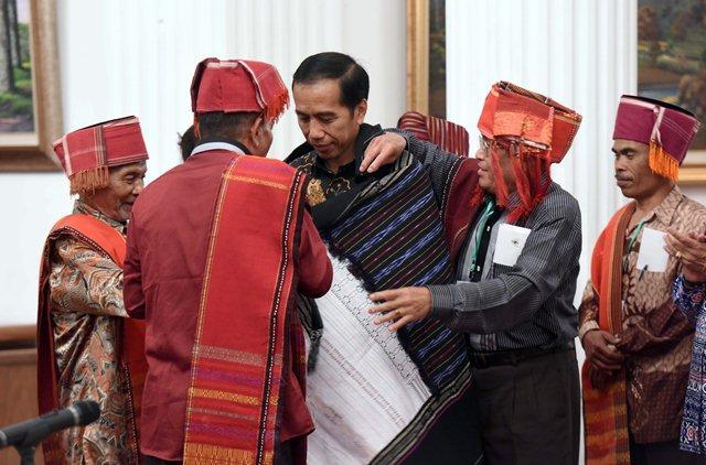 Presiden Jokowi: Pertahankan Fungsi Konservasi, Jangan Diperjualbelikan