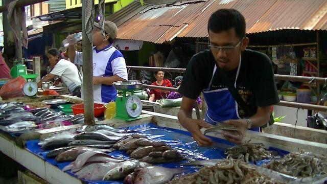 Cuaca Buruk, Harga Ikan di Langkat Masih Mahal
