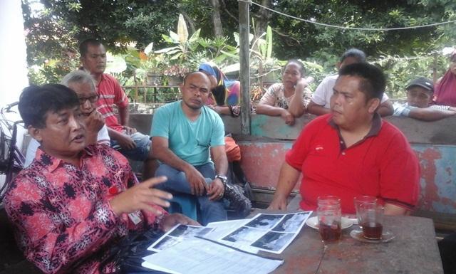 Lagi, Warga Tuntuk Kompensasi Pembangunan Sutet di Binjai