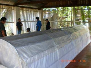 Makam Panjang di Pangkalan Susu, Jadi Objek Wisata Religi