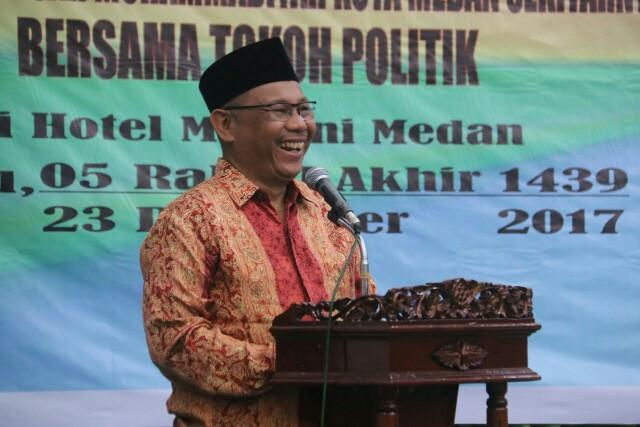 Wakil Walikota Medan Apresiasi Silatda Warga Muhammadiyah dengan Tokoh Politik