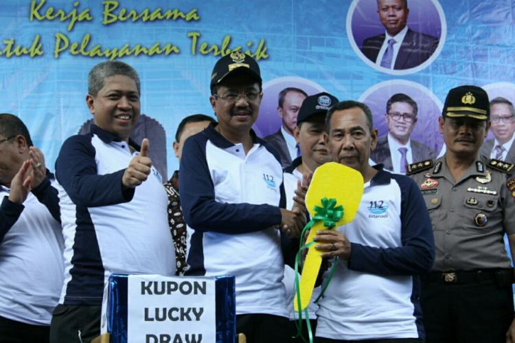 112 Tahun, Erry Minta Tirtanadi Tingkatkan Team Work
