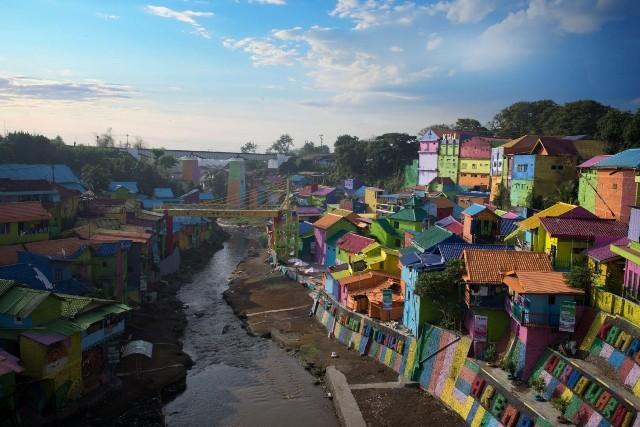 Kampung Tridi, Tempat Wisata dengan Kearifan Lokal di Kota Malang